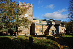 Bradden church